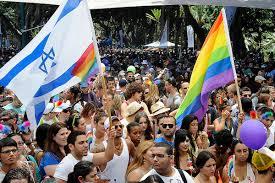 Pride-Parade in Jerusalem