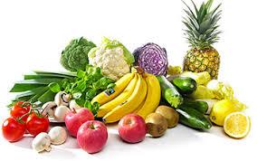 Kinder lernen, gesund zuessen