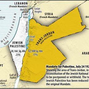 Die Balfour Erklärung: Wer bekam eigentlich was? –Audiatur-Online