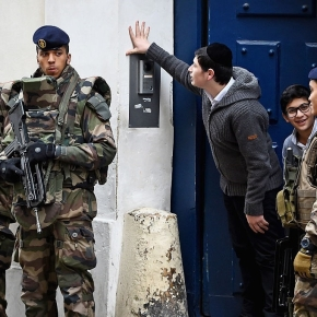 Ethnische Säuberung in Frankreich: IslamischerAntisemitismus