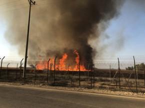 Erwartete Großdemonstrationen an der Grenze von Gaza zuIsrael