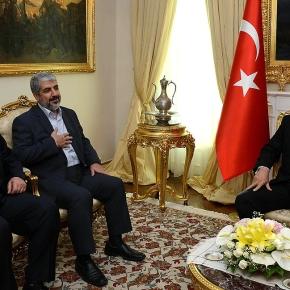 Warum umarmt die Türkei dieHamas?